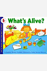 What's Alive? (Let's-Read-and-Find-Out Science 1) Kindle Edition