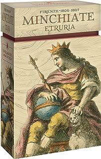 Minchiate Etruria Tarot Deck: Firenze 1806 - 1807, 97 full colour tarot cards and instruction booklet