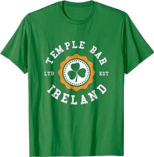temple bar t shirt