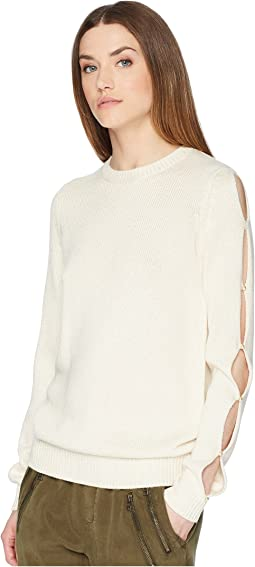 Cocoon Open Sleeve Sweater