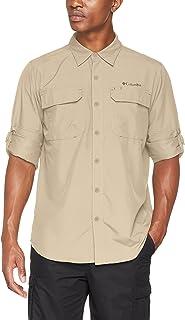 哥伦比亚 xo0665男士长袖衬衫, 男士