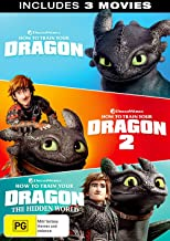 How to Train Your Dragon / How to Train Your Dragon 2 / How to Train Your Dragon: The Hidden World (DVD)