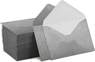 Mini Envelopes Silver 4