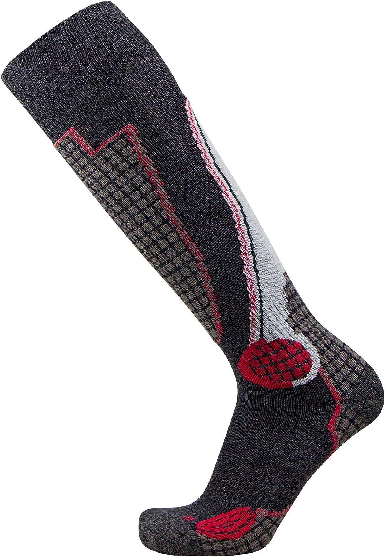 High Performance Wool Ski Socks  Outdoor Wool Skiing Socks, Snowboard Socks