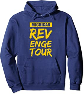Michigan Revenge Tour Pullover Hoodie