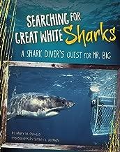 عن البحث عن رائعة باللون الأبيض مقاس Sharks: A قرش للغوص بوجه حذاء Quest القرش لهاتف Mr. كبير (Expedition)