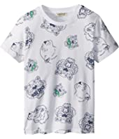 Kenzo Kids - Tee Shirt Tigers (Toddler/Little Kids)