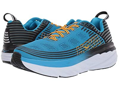 Hoka One One Bondi 6 (Dresden Blue/Black) Men