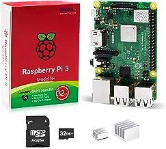 LoveRPi Raspberry Pi 3 B+ 8GB Raspbian Quick Start Kit