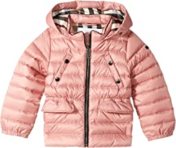 Burberry Kids Mini Bronwyn Puffer (Infant/Toddler)