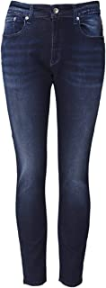 Rag and Bone Women's Cate Mid-Rise Skinny Jeans Blue