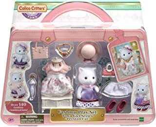 Calico Critters Fashion Playset, Town Girl Series - Persian Cat