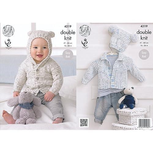 15b189881 Baby Boy Knitting Patterns  Amazon.co.uk