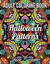 Halloween Patterns: A Halloween Adult Coloring Book with Spooky Mandalas and Fun Autumn Designs for Adults and Kids PDF