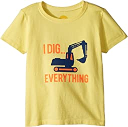 I Dig Everything Crusher Tee (Toddler)