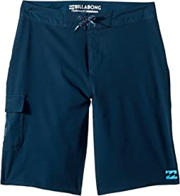 Billabong Kids - All Day X Boardshorts (Big Kids)