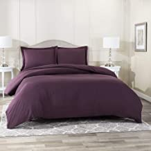 Best aubergine king size bedding sets Reviews