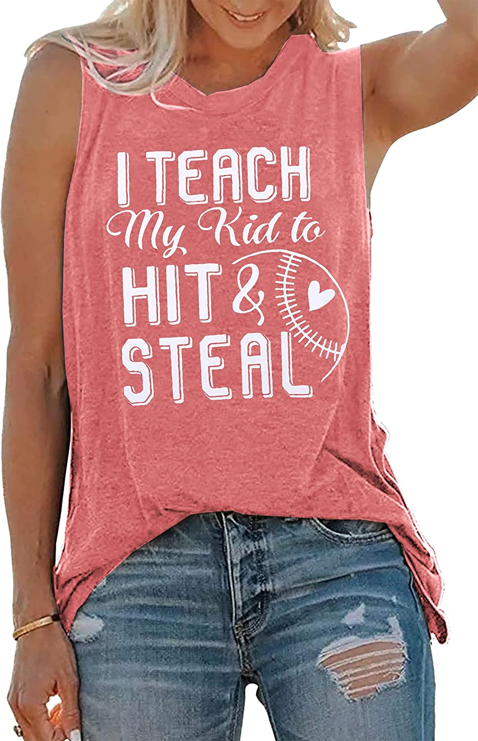 KIMSOONG I Teach My Kid to Hit Women and Funny Ranking TOP10 Le High quality new Top Steal Tank