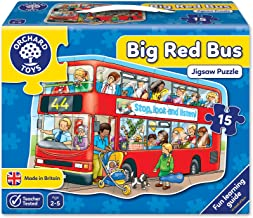 orchard toys big bus puzzle