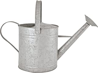 Esschert Design OZ44 Zinc Watering Can, Medium