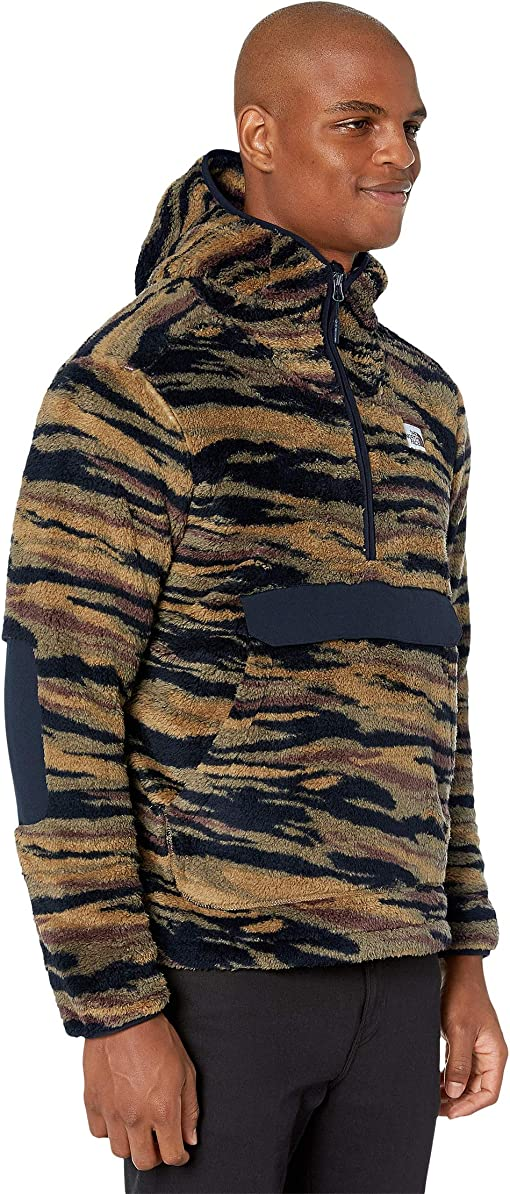 British Khaki Tiger Camo Print