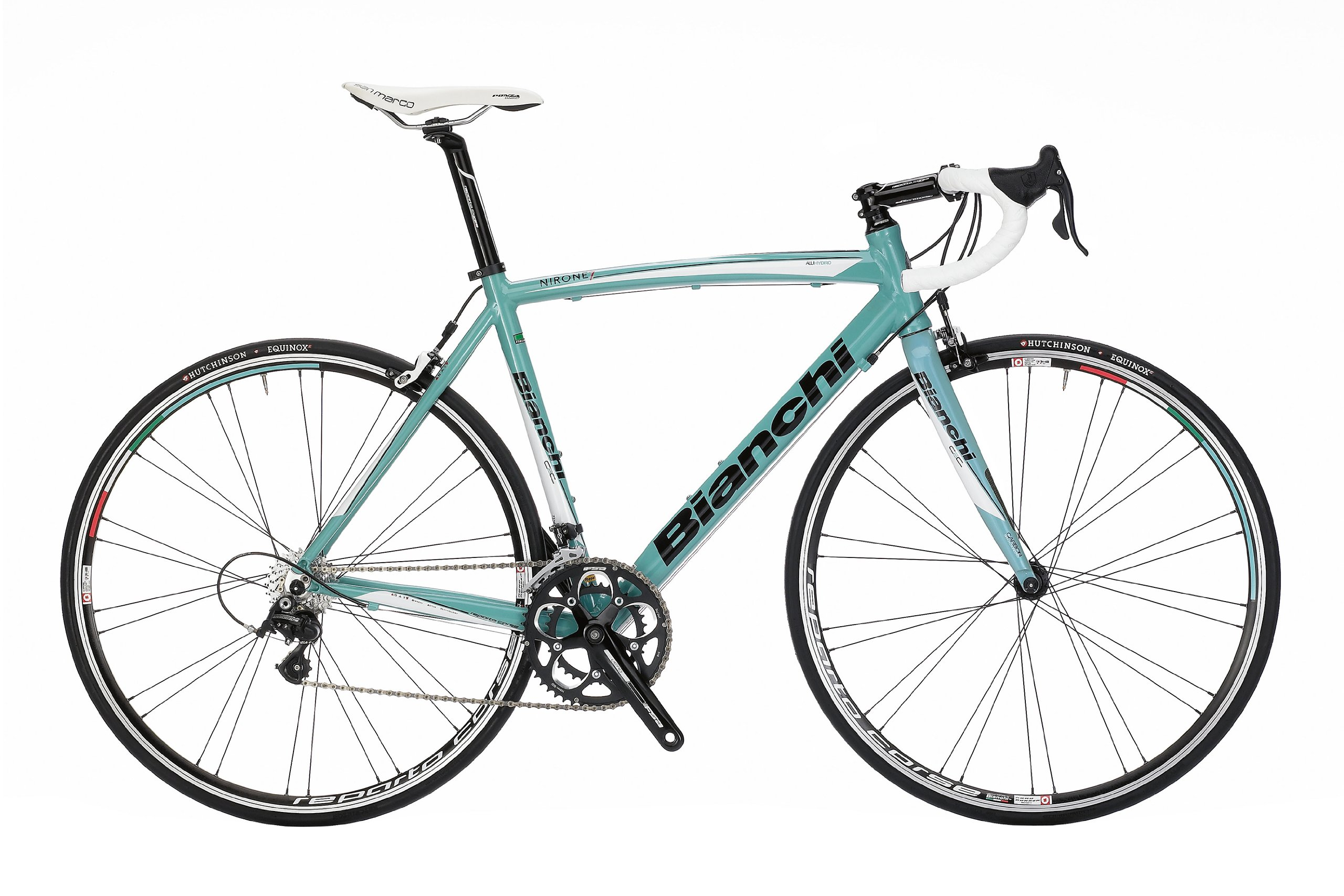 Bianchi - Bicicleta de carretera, talla 57 cm: Amazon.es: Deportes ...