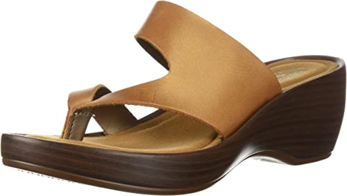 Woherren Laurel Sandal, tan, 6 W US