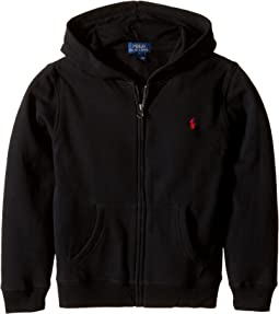Polo Ralph Lauren Kids Collection Fleece Full-Zip Hoodie (Little Kids)