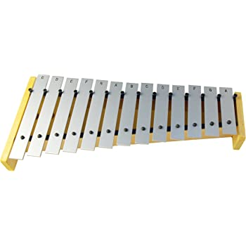 Suzuki Musical Instrument Corporation AG-13 Alto Glockenspiel