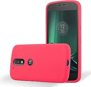 Cadorabo Funda para Motorola Moto G4 / Moto G4 Plus en Frost