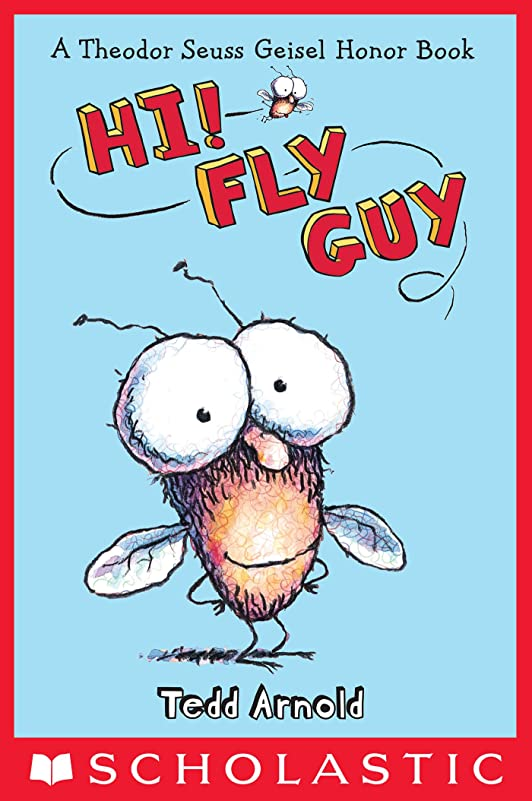こっそり感じ誠実Hi, Fly Guy! (Fly Guy #1) (English Edition)