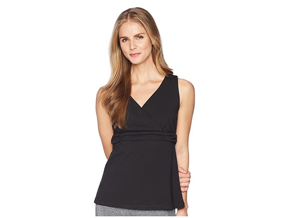 Royal Robbins All-Around Tank Top (Jet Black) Women