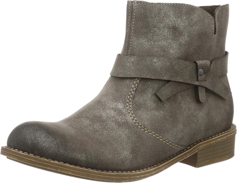 Rieker Women Ankle Boots brown, (bisam) 7277425