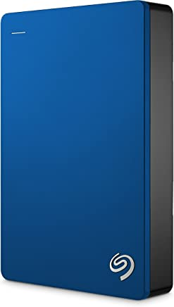 Seagate Backup Plus Portable External Hard Drive 4TB USB 3.0, Blue + 2mo Adobe CC Photography (STDR4000901)