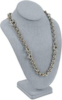 Best bust jewelry display Reviews