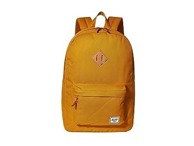 Herschel Supply Co. Heritage (Buckthorn Brown) Backpack Bags