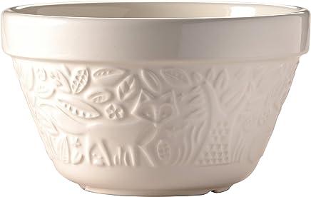 Preisvergleich für Mason Cash S36 Puddingform in The Forest aus Keramik, 16 x 16 x 9 cm, cremefarben, Keramik, cremefarben, 16 x 16 x 9 cm