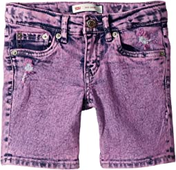 Denim Midi Shorts (Big Kids)