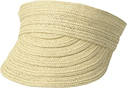 LAUREN Ralph Lauren - Packable Straw Visor Hat