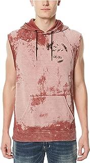 Mens Fowalk Graphic Hooded Tank Shirt