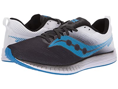 Saucony Fastwitch 9 (Black/White) Men