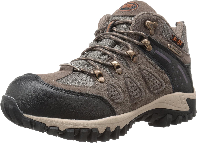 Adtec Womens Women's Work Hiker Taupe-w Work Hiker