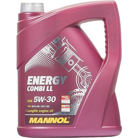 Mannol Mn7913 5 Öl Motoröl 5 Liter Auto