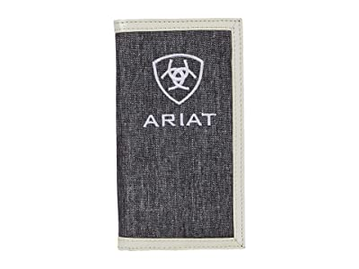 Ariat Embroidery Rodeo Wallet