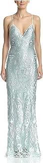 A.B.S. by Allen Schwartz Women's Long Lace Gown
