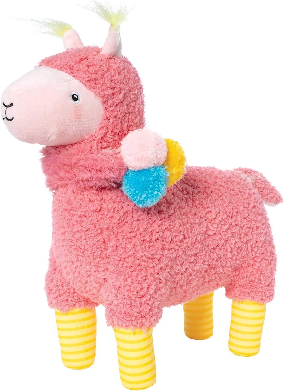 Manhattan Toy Amigos Llama Stuffed Animal 14 Long X 13 Tall Plush Toy