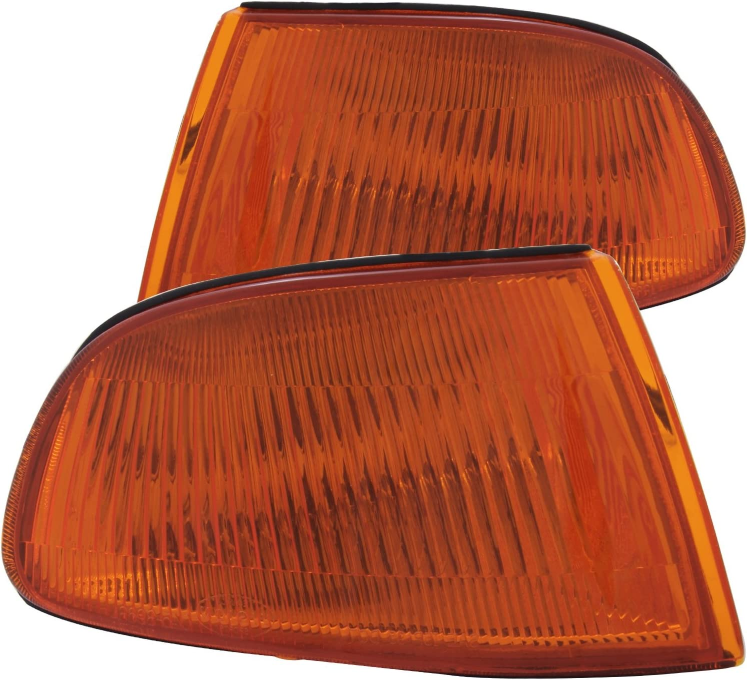 Anzo Special price Clearance SALE Limited time USA 521019 Honda Civic Euro Reflector w Lig Cornering Amber