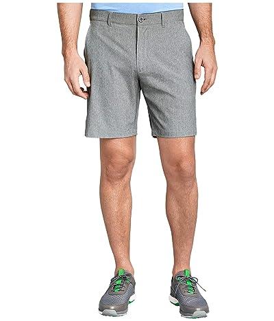 Johnston & Murphy XC4 Golf Shorts (Gray) Men