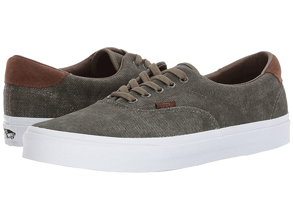 Vans Era 59 ((C&L) Birds/Grape Leaf) Skate Shoes
