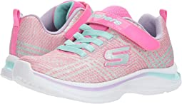 SKECHERS KIDS - Double Dreams 81407L (Little Kid/Big Kid)